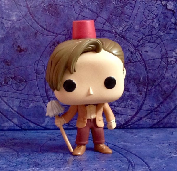 Doctor Who Funko Pop