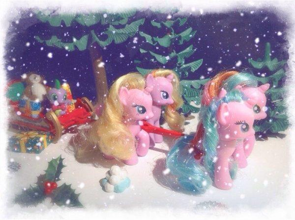 Joyeux Noël a tous!