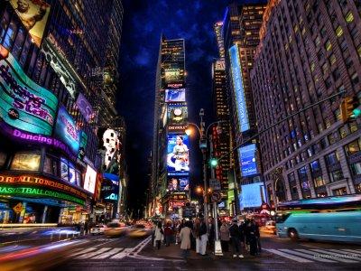 Big city light ( les lumieres de la ville )