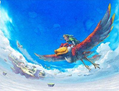 Bienvenue sur le blog de zanoura99  (partie Zelda Skyward Sword)