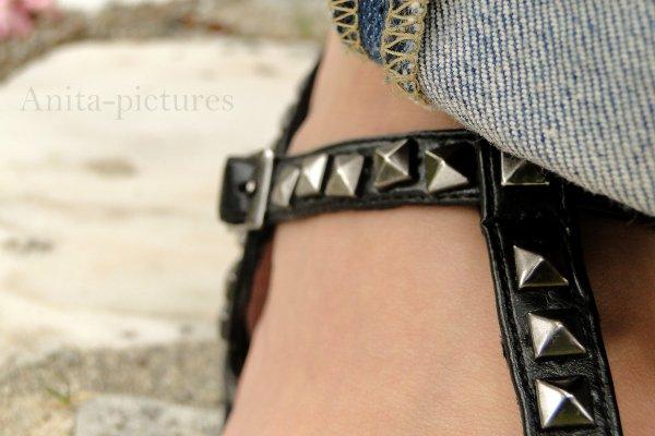 Modèle : Mon pied