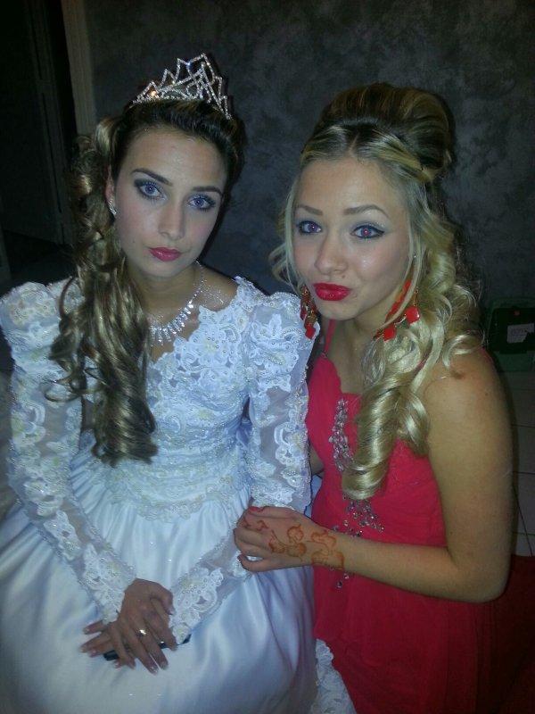 Moi et la soeur