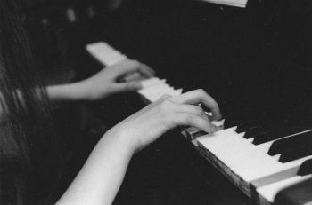 Le piano.