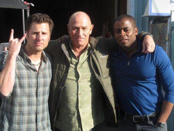 Henry avec Shawn et Gus