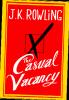 Nouveau livre de JK Rowling