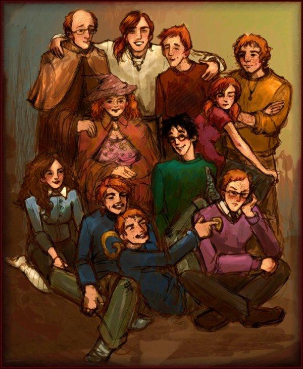 Harry potter de ullakko