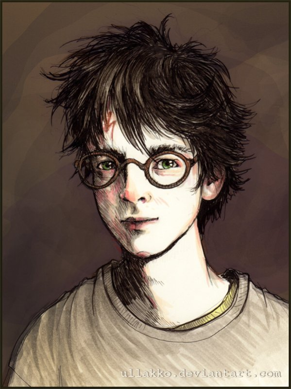Harry potter de ullakko