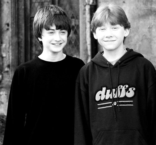 Dan et Rupert