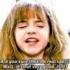 Les répliques cultes d'Hermione dans HP1