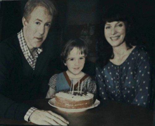 Un des anniversaires d'Hermione
