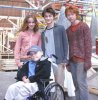 behind the scene HP3 photo d'un fan