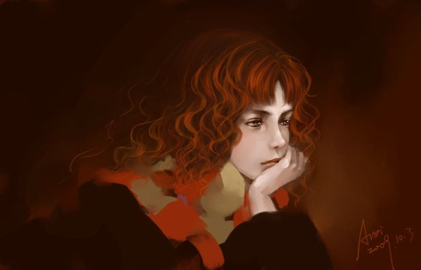 dramione (woshibbdou)