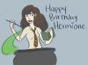 Happy birthday Hermione :D