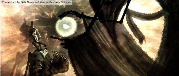 le conte des trois frères :concept art