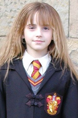 Hermione HP1 2 et 3