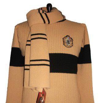 Le pull de quidditch poufsouffle enfin en vente
