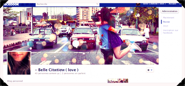 - Ma Page Facebook :D'