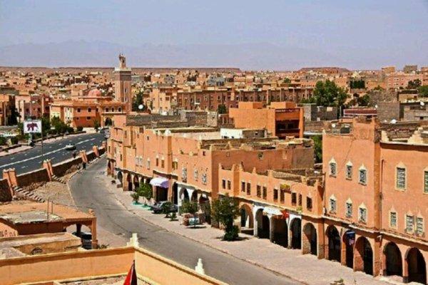 Marrakech, mixture between traditional and modern