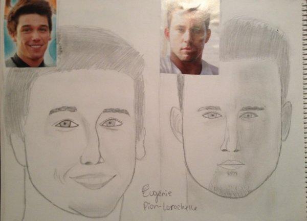 Quelques uns de mes dessins :)