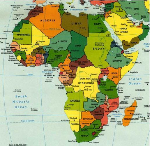 Qu'est-ce que l'Afrique?
