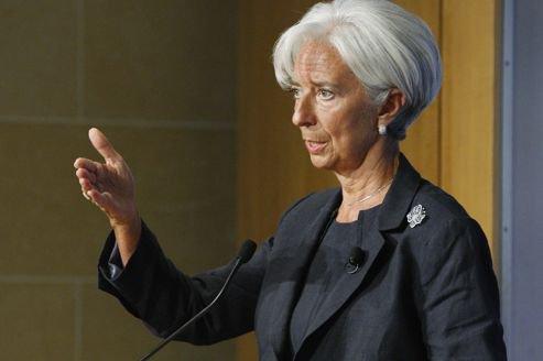 Le FMI fait miroiter l'idée d'un changement dans son état d'esprit