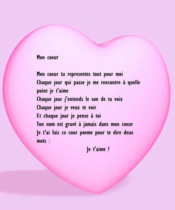 Poème Estelle