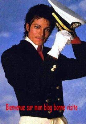 ♥ Michael Jackson ♥ Bienvenue sur mon blog et bonne visite ♥