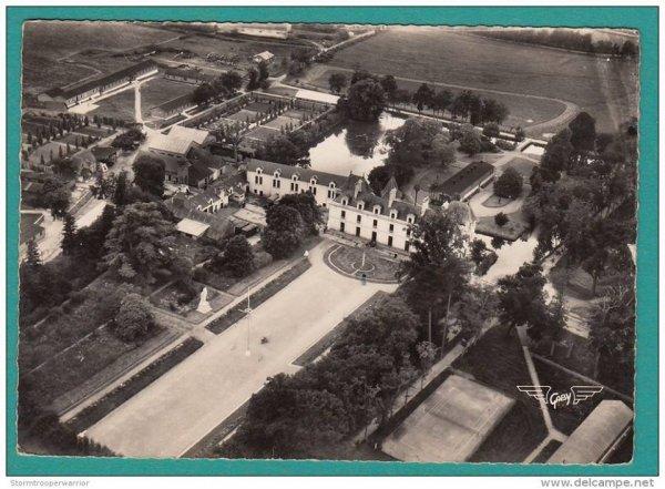 Lieu du Tekos, un ancien hôpital psychatrique