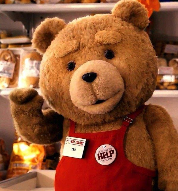 TED LE FILM RÉSUMER