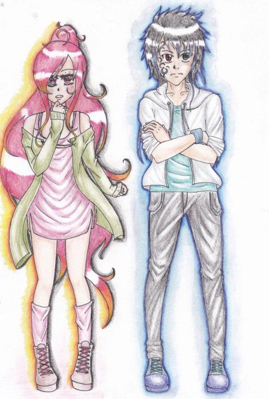 Kokoro Kizutsuita & Hikari Nagusame (version final )