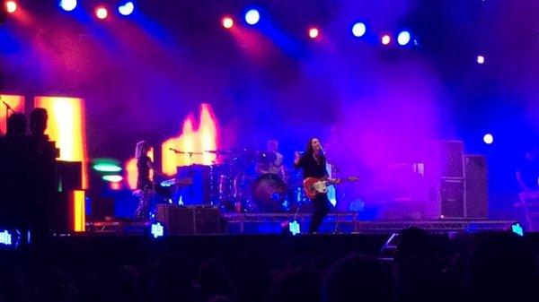 Placebo au Paléo Festival 2014