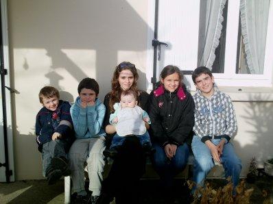 voici ma petite famille