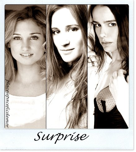 """Chapitre 17                                                                                                                                                                           """" surprise"""""""