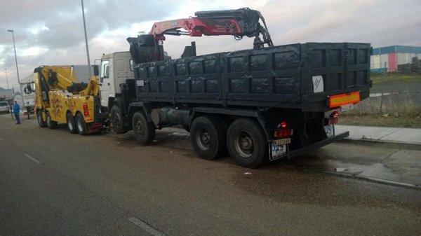 Asistencia a camiones y turismos