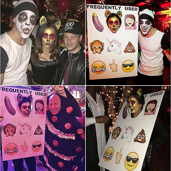 Nina a organisé une fête pour son 27ème anniversaire avec ses amis ce 9 janvier 2016.