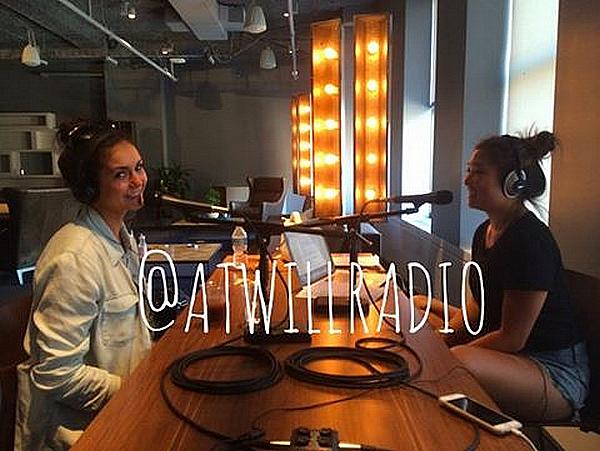 Jenna Ushkowitz a réalisé un podcast avec Nina cet été et il a été posté sur Internet.