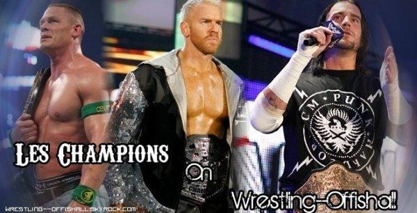 Champion De La WwE
