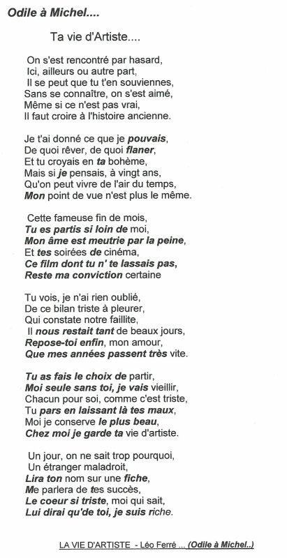 Articles De Michelodile Taggés Amour Impossible Michel
