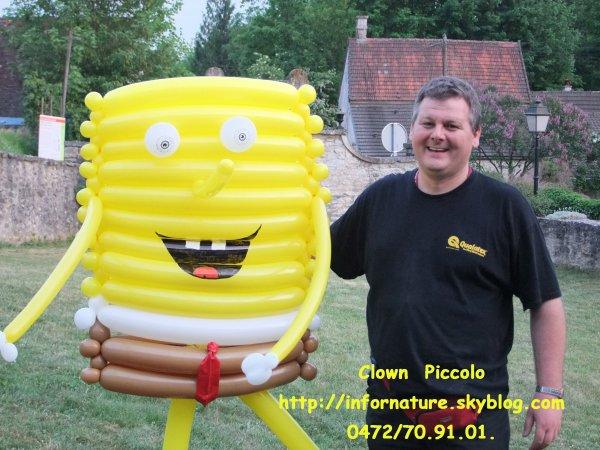 Bob l'éponge géant !!!