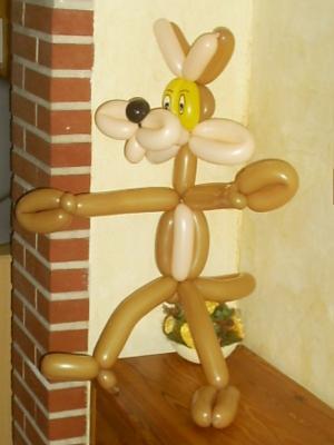 blog de infornature page 5 clown sculpture de ballons. Black Bedroom Furniture Sets. Home Design Ideas