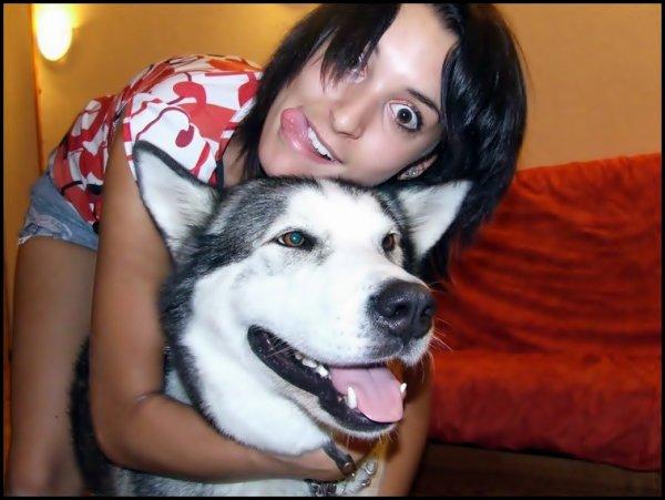 Laska et moi