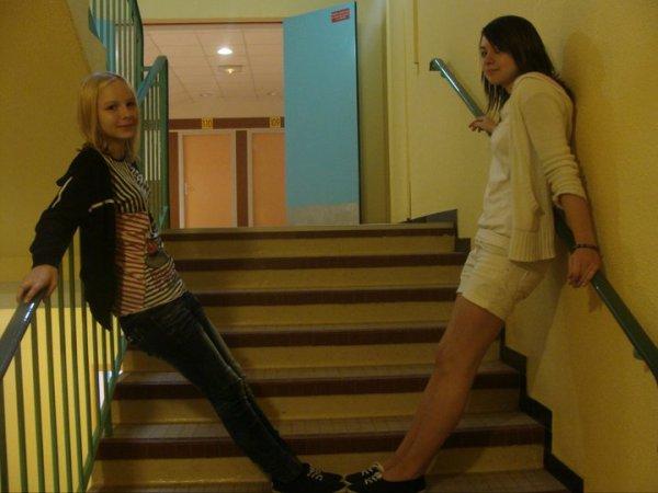 Laureen & Cerise !