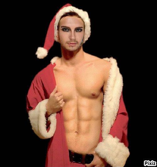 •Sexy Pére Noël ;P•