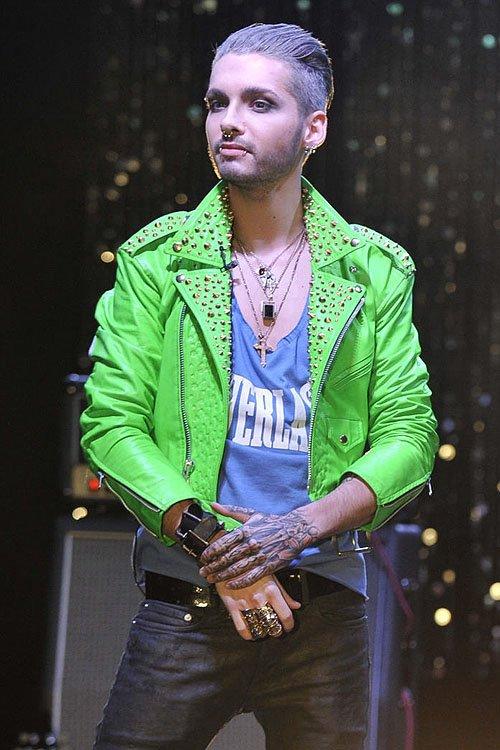 Bill Kaulitz à Deutschland Next Top Model