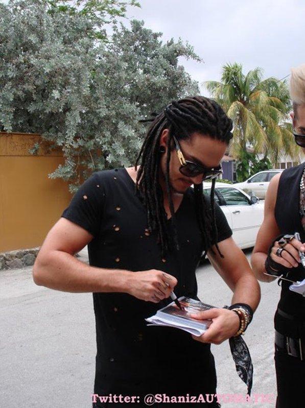 -Les Twins à Curaçao-