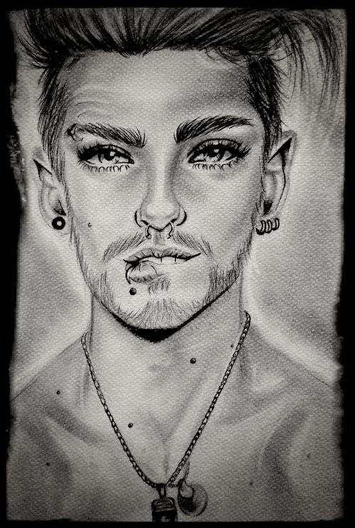 -Fan Art Bill Kaulitz-