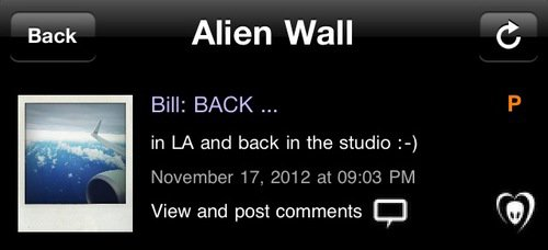 -BTK app, Bill Kaulitz-