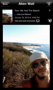 BTK app - Tom Kaulitz