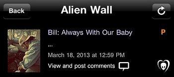 Alien Wall