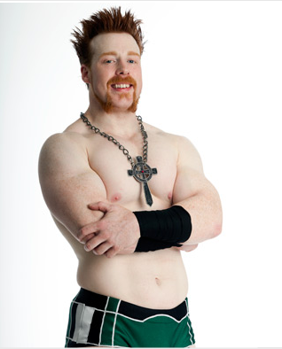 Sheamus Excellent catcheur